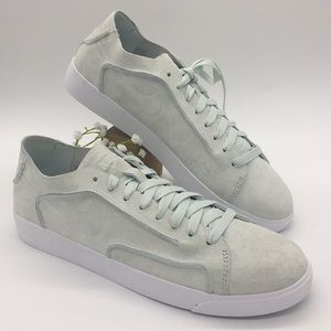 NIKE W BLAZER LOW DECON ghost aqua/ghost aqua-whit